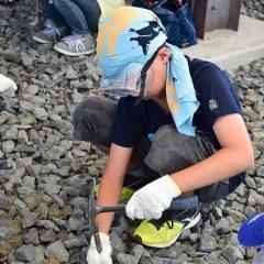化石発掘体験イベント「今年もありがとう!」
