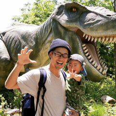 かつやまディノパーク・巨大昆虫冒険ツアー 営業延長