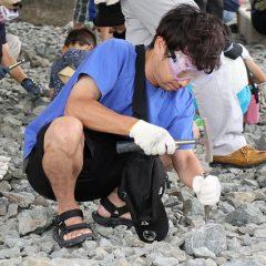 発掘体験イベント「化石の日」