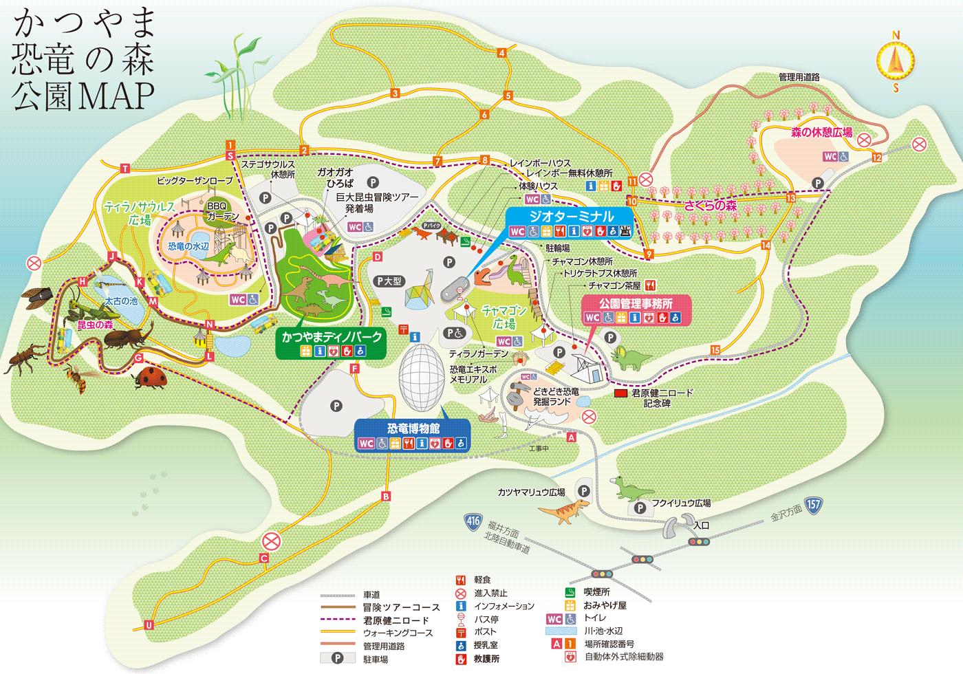 博物館 福井 ツアー 恐竜